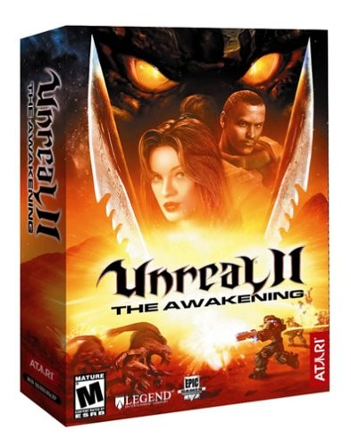 虚幻2:觉醒Unreal 2:The Awakening