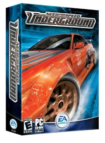 极品飞车7:地下狂飚 Need for Speed: Underground
