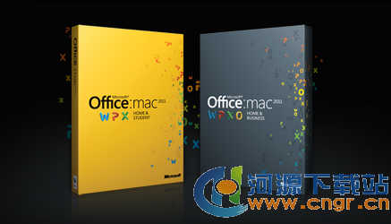 Office 2011 for Mac 官方安装版