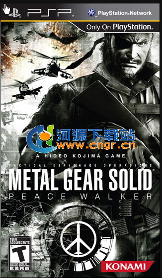 合金装备:和平行者Metal Gear Solid Peace Walker