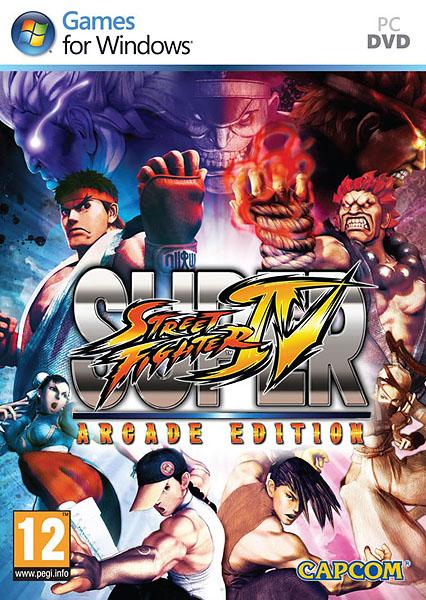 超级街霸4:街机版 中文免安装版 Super Street Fighter IV Arcade Edition