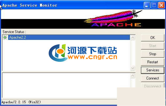 Apache HTTP Server 2.2.20 for Windows