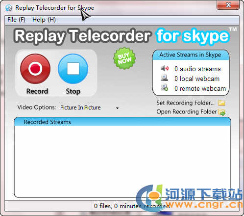 Applian Technologies Replay Telecorder for Skype(Skype语音录制) 1.2.0.5 绿色版