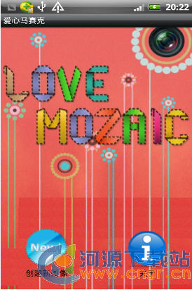 �坌鸟R�克(LoveMosaic) for Android 1.0 附iPhone版