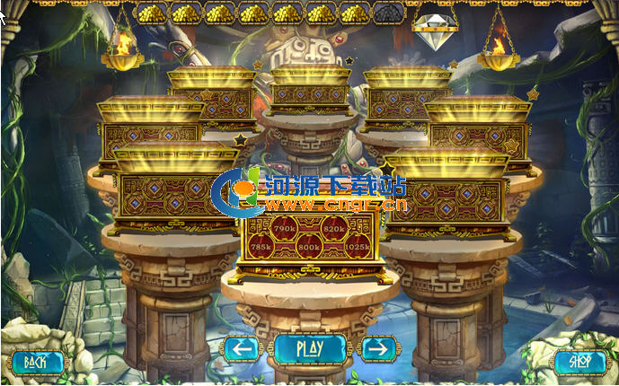 蒙特祖玛的宝藏3 The Treasures Of Montezuma 3