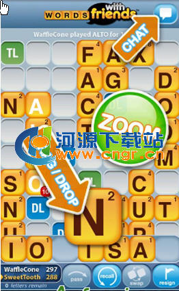 填字游��(Words With Friends)