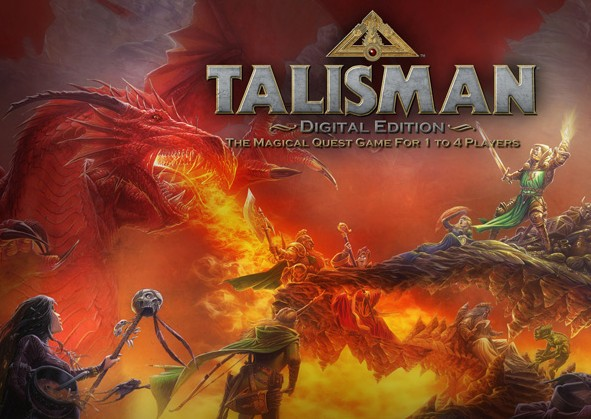 圣符国度:数字版 Talisman Digital Edition