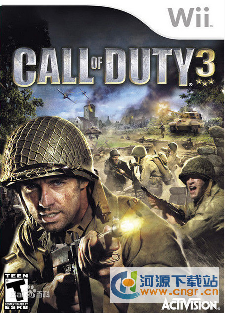 使命召��3 Call of Duty 3