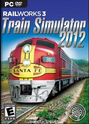 �F路工�S3:模�M火�2012 特�e版 RailWorks 3: Train Simulator 2012 Deluxe