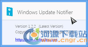Win8系�y�a丁更新提醒器(Windows Update Notifier) 1.2.2 �G色版