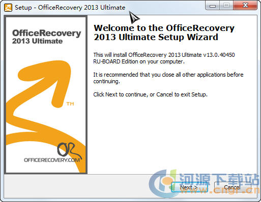 Office文件恢复软件OfficeRecovery 2013 Ultimate 13.0 特别版