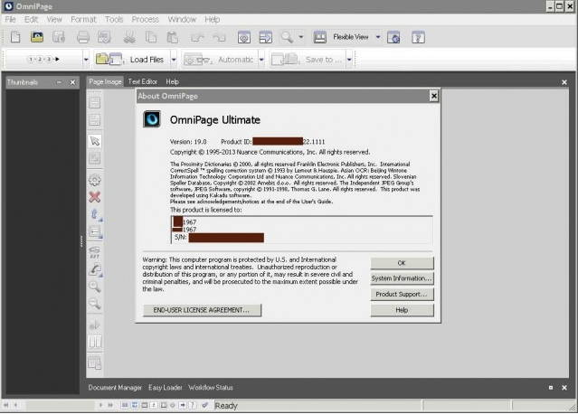 nuance omnipage professional(��ѧOCR��Ԫʶ�����) 18.1 �ٷ��ر��