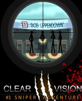 火柴人狙击3特别版 Clear Vision 3: Sniper Shooter v1.0.3