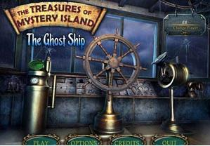 神秘岛宝藏3之幽灵船 The Treasures of Mystery Island: Ghost Ship