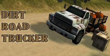 3d泥路货车 Dirt Road Trucker 3D 1.5.11