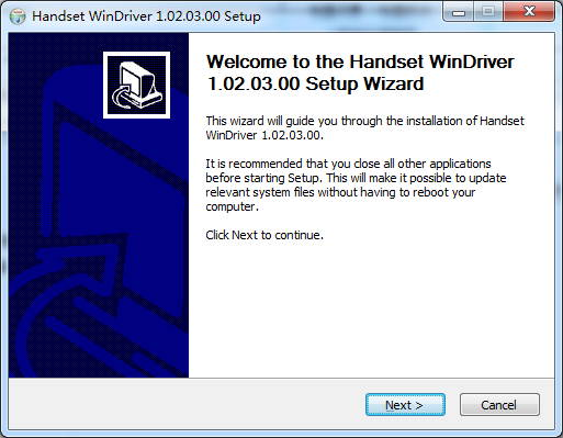 HUAWEIP7 USB手驱动 1.02.03.00 官方版
